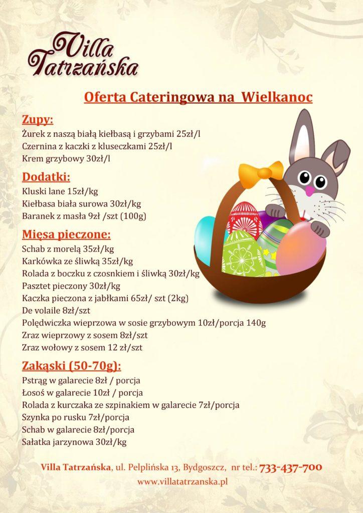 Catering Wielkanocny `19